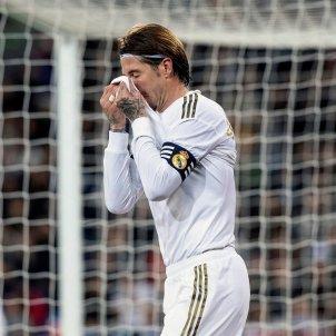 Sergio Ramos Reial Madrid Celta EFE