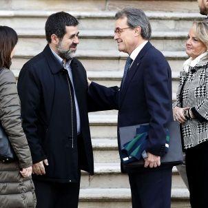 Mas Jordi Sanchez Judici 9N - Efe