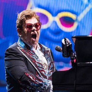Elton John Twitter