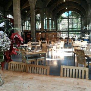 Restaurant Norai. Foto cedida pel Museu Marítim de Barcelona