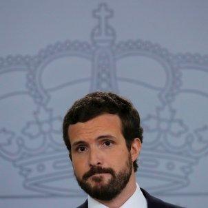 Pablo Casado Moncloa EFE