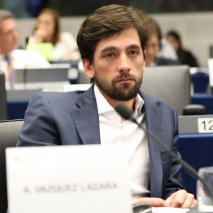 Adrián Vázquez   Europa Press