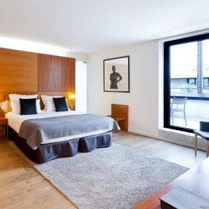 habitacio hotel llit hotel condes de Barcelona - Hotel Condes de Barcelona