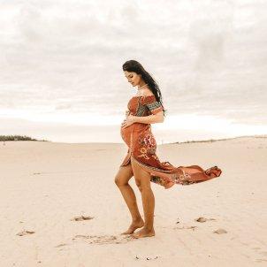 Mujer embarazada Unsplash
