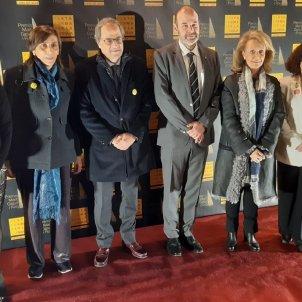 Quim Torra Plataforma per la Llengua Premis Marti gasull - @llenguacat