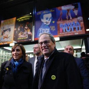EL NACIONAL quim torra carola miro premis marti gasull - Sergi Alcàzar