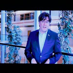 Carles Puigdemont premi Gasull Plataforma Llengua Sergi Alcàzar