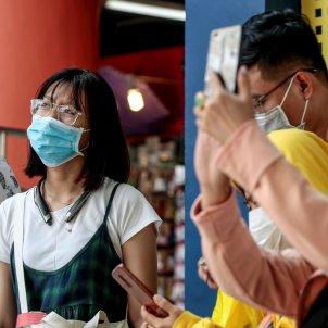 coronavirus mascaretes EFE
