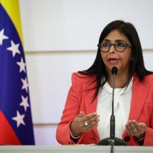 delcy rodriguez veneçuela EFE