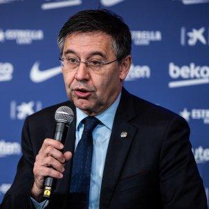 Josep Maria Bartomeu Barca president EFE