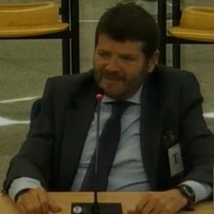 Albert Batlle a l'Audiència Nacional