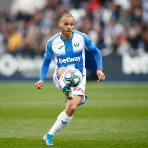 Martin Braithwaite Leganes Europa Press