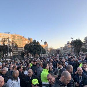 manifestació treballadors nissan - @FICCOOCat