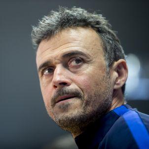 Luis Enrique Barça roda de premsa EFE