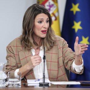 ministra Trabajo Economía Social Yolanda Díaz