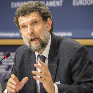 Osman Kavala  activista turc - Wiktor Dabkowski/dpa