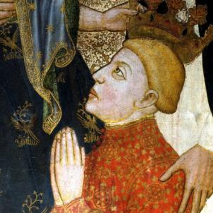 Ferran de Trastàmara crea el títol de Princep de Girona. Ferran de Trastàmara. Font Wikimedia Commons