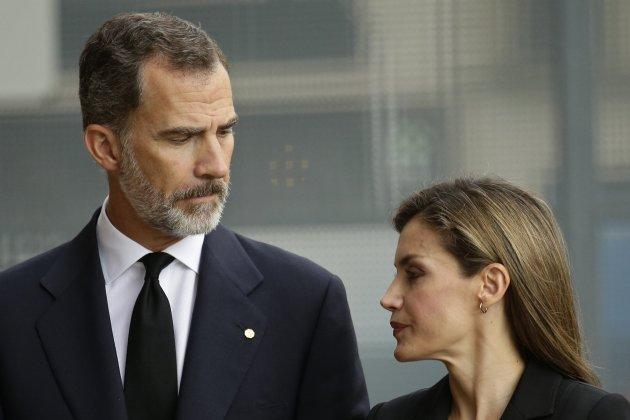 Felipe y leticia GTRES