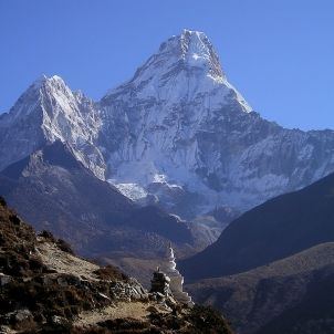 himalaya everest