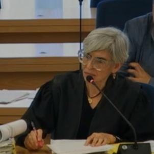 Olga Tubau - judici Trapero