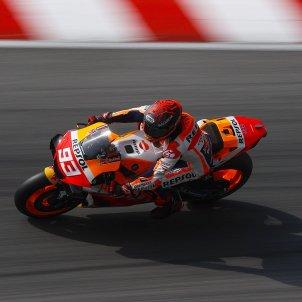 Marc Marquez Honda temporada 2020 EFE