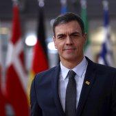 Pedro Sánchez Consell Europa 20/02 Efe