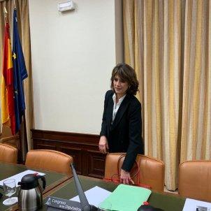 Dolores Delgado congrés dels diputats   Nicolas Tomás