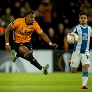 Adama Traore Espanyol Wolves Europa League EFE
