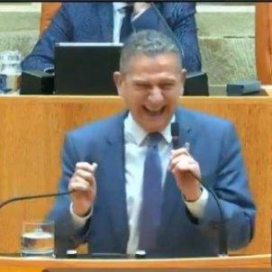 Carlo González Parlament Rioja