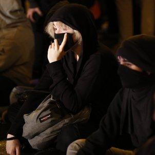 Mani protestes sentència - Sergi Alcàzar