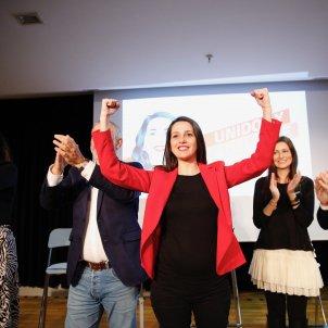 Acte Cs Inés Arrimadas - Sergi Alcàzar