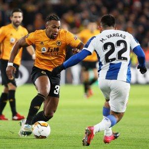 Adama Traoré Wolverhampton Espanyol EuropaPress