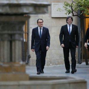 Mas Puigdemont Ortega Rigau Homs - Sergi Alcàzar