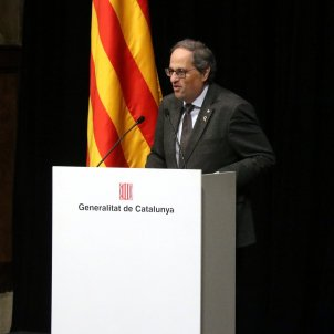 President Quim torra passions Catlaunya - ACN