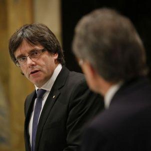 Puigdemont Mas - Sergi Alcàzar