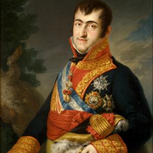 Ferran VII. Font Wikimedia Commons