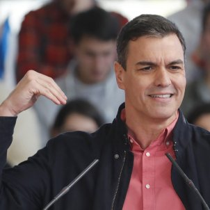 Pedro Sánchez Santiago Compostel·la EFE