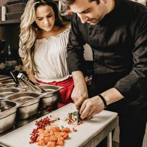 Cocinando Unsplash