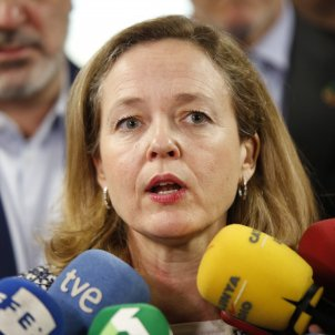 Nadia Calviño Pier01 Sergi Alcàzar