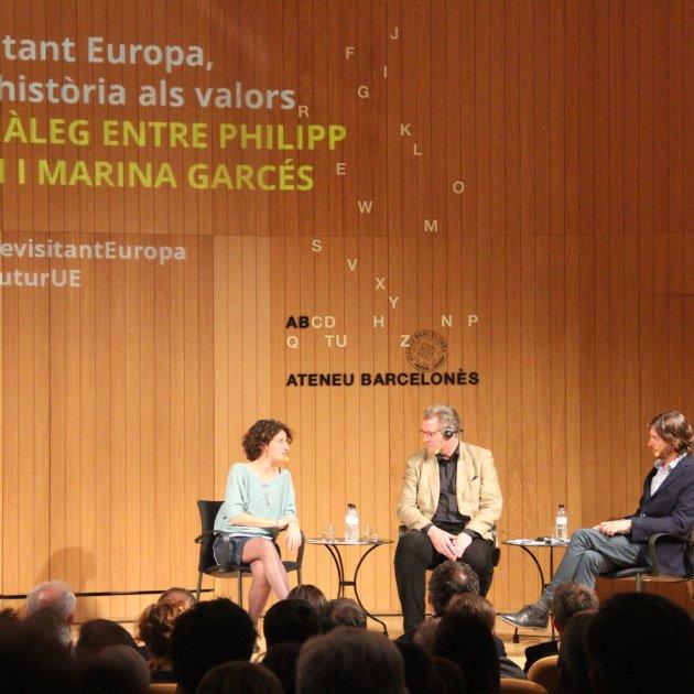 Diàleg revisitant Europa de la història als valors
