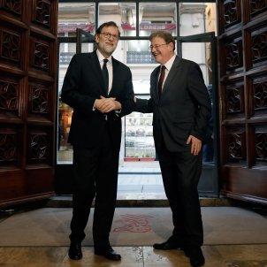 Mariano Rajoy ximo Puig - Efe