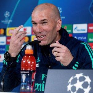 Zinedine Zidane EFE