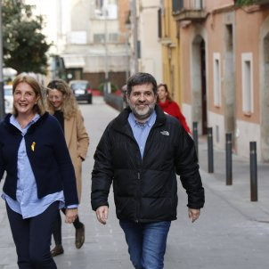 Jordi Sànchez voluntariat - Sergi Alcàzar