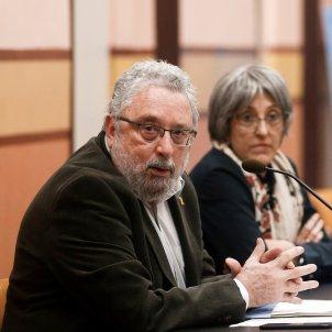 Joan Guix Assumpta Ricard coronavirus Catalunya EFE