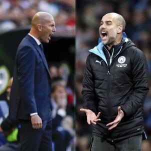 Zidane Guardiola EuropaPress