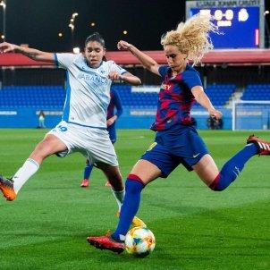 hamraoui barca femeni depor copa de la reina @FCBfemeni