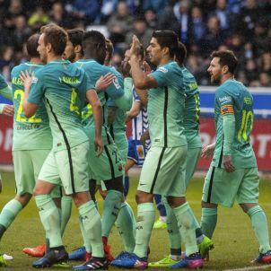 Barça Alabès EFE