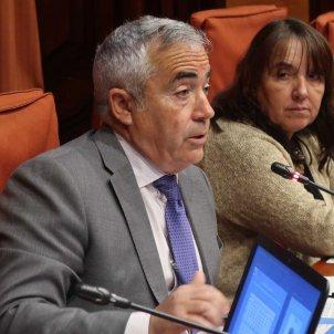 Francisco Bañeres Comissio justicia foto - parlament 2
