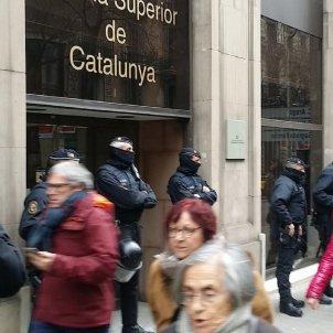 Fiscalia Catalunya seu ACN
