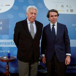 Gonzalez Aznar EFE